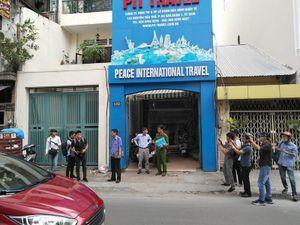 Sai phạm tại SAGRI: Giám đốc và kế toán trưởng Cty lữ hành bị bắt