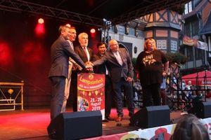 Lễ hội đèn lồng Hội An lần thứ hai tại Đức