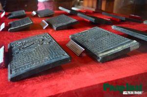 Cận cảnh Mộc bản chùa Vĩnh Nghiêm - Di sản Tư liệu thế giới
