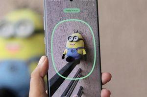 Samsung phát hành app quét 3D trên Note 10+