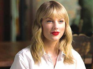 Taylor Swift định thu âm lại các bài hát