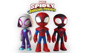 Spidey and His Amazing Friends: Disney công bố series hoạt hình mới toanh về người nhện