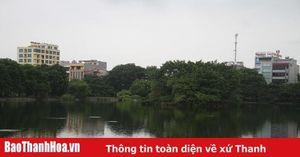 Điểm nhấn của ý tưởng quy hoạch Hồ Thành