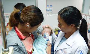TP.HCM: 20 y bác sĩ mổ tim cứu sống bé 3 ngày tuổi
