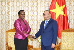 Thủ tướng hoan nghênh chuyến thăm 'mở đường' của Bộ trưởng Botswana