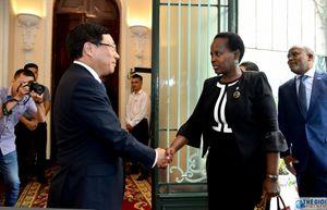 Việt Nam-Botswana: Đưa quan hệ hợp tác song phương đi vào chiều sâu và hiệu quả
