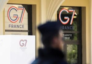 Hội nghị thượng đỉnh G7 ở Pháp: Nga sẽ trở lại?