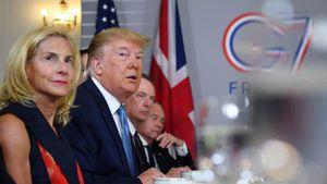 Ông Trump tuyên bố có thể công bố tình trạng khẩn cấp về thương chiến Mỹ-Trung