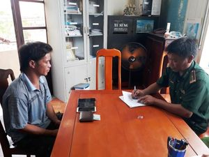 Bắt người chuyên trộm trên tàu cá của ngư dân ở Đà Nẵng