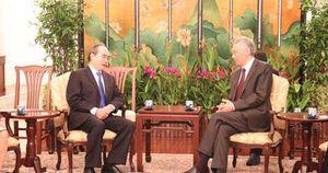 TP HCM hợp tác với Singapore để thúc đẩy phát triển