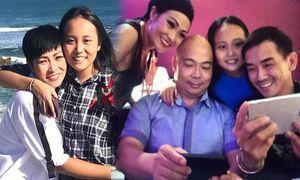 Phương Thanh lần đầu đăng ảnh bên bố của con gái vào ngày xả tang