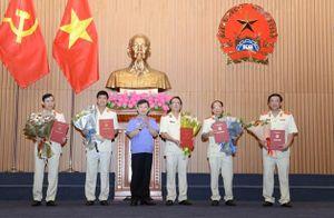 Viện trưởng Viện KSND tối cao bổ nhiệm nhiều nhân sự mới