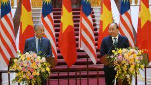 Việt Nam - Malaysia thúc đẩy hợp tác an ninh - quốc phòng