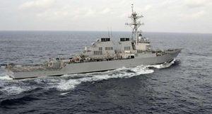 Iran điều chiến hạm hiện đại nhất tới hộ tống tàu dầu Adrian Darya 1