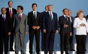 Hội nghị G7 bất đồng về việc mời Nga trở lại với tư cách thành viên