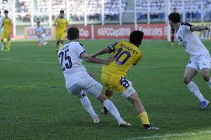 Đả bại đương kim Á quân Altyn Asyr, Hà Nội FC viết sử ở AFC Cup