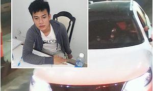Nửa tháng, hướng dẫn viên du lịch trộm 2 ô tô ở Quảng Nam