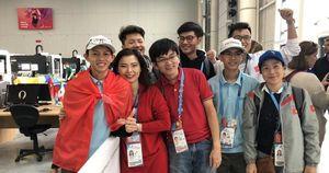 Việt Nam đạt thành tích cao nhất từ trước đến nay tại Kỳ thi tay nghề thế giới
