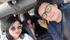Diễn viên Trương Minh Cường đăng ảnh gia đình sau tin ly hôn