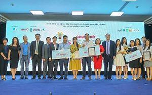 Startup Việt nhận thưởng 200 triệu đồng và chuyến đi tới Israel