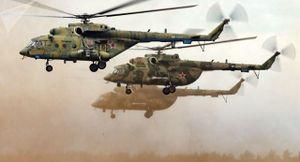 Một loại trực thăng 'khác lạ' đang được sản xuất tại Nga