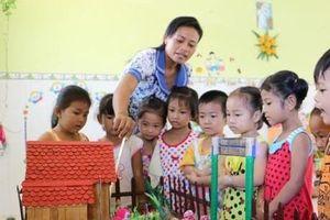 Thiếu giáo viên, hơn 12.000 học sinh mầm non ở Hà Tĩnh chưa được đến trường