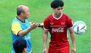 HLV Park Hang Seo nói lý do loại Văn Quyết, Tuấn Tài chọn Công Phượng
