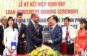 Đà Nẵng ký hiệp định vay 45 triệu USD cải thiện hạ tầng giao thông