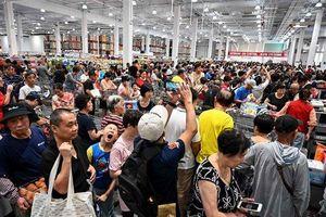 Giữa thương chiến, siêu thị Mỹ 'thất thủ' ngày khai trương tại Trung Quốc