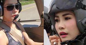 Nữ tướng được phong Hoàng quý phi vừa được công khai hình ảnh đã khiến cổng thông tin hoàng gia Thái Lan sập là ai?