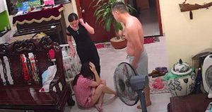 Vụ 'võ sư' đánh vợ: Người vợ trẻ đã rút đơn tố cáo