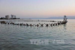 Giải mã bí ẩn về sự hình thành muối ở Biển Chết
