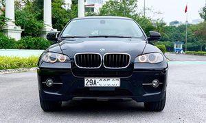 Xe sang BMW X6 dùng 7 năm, bán 1,2 tỷ ở Hà Nội