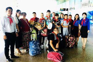 Đoàn đại biểu thiếu niên tỉnh Irkutsk - Liên bang Nga: Thăm và giao lưu tại Khánh Hòa