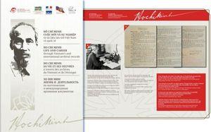 Thiên tài Hồ Chí Minh qua những tài liệu quý từ Pháp, Mỹ