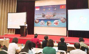 Đẩy mạnh hợp tác lĩnh vực thủy hải sản giữa Việt Nam và Indonesia