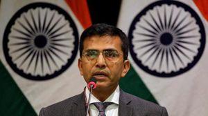 Ấn Độ phản ứng về hành động của Trung Quốc ở Biển Đông
