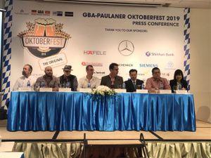 Lễ hội GBA-Paulaner Oktoberfest 2019 sắp diễn ra tại Hà Nội và Tp.HCM