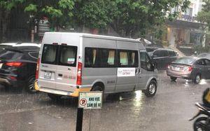 Buổi thực nghiệm hiện trường vụ cháu bé trường Gateway: Trời mưa khiến thời gian di chuyển không khớp với hôm xảy ra sự việc