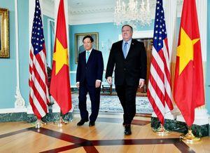 Ngoại trưởng Mỹ gửi lời chúc mừng Quốc khánh Việt Nam