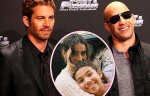 Con gái của Paul Walker và Vin Diesel thân thiết