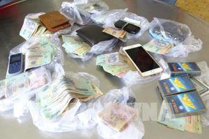 Tây Ninh triệt phá tụ điểm đánh bạc quy mô lớn