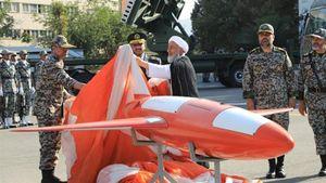 Iran trình làng UAV Kian có khả năng do thám, tấn công cùng lúc