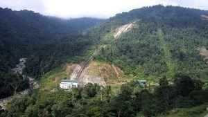 Thủy điện Hương Sơn và hồ Bộc Nguyên xả lũ