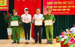 Thanh niên tử nạn khi cứu người lạc được truy tặng giấy khen