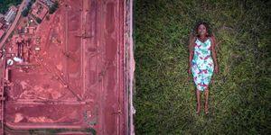 Người bản xứ trẻ tuổi mạo hiểm tính mạng chống kẻ đốt phá rừng Amazon