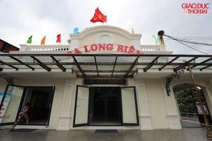 Ga Long Biên chính thức được khoác áo mới