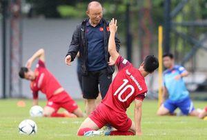 Chiều nay HLV Park Hang Seo chốt danh sách, cầu thủ nào sẽ bị loại?