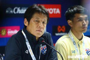 HLV Nishino: Áp lực sẽ trở thành động lực để đánh bại tuyển Việt Nam