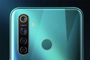 Realme Q trình làng: Chống nước, chip S712, RAM 8 GB, 4 camera sau, giá siêu rẻ